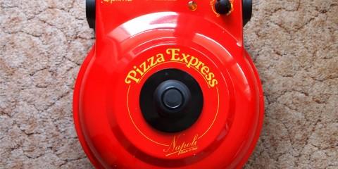 Nasz nowy piękny piec do pizzy
