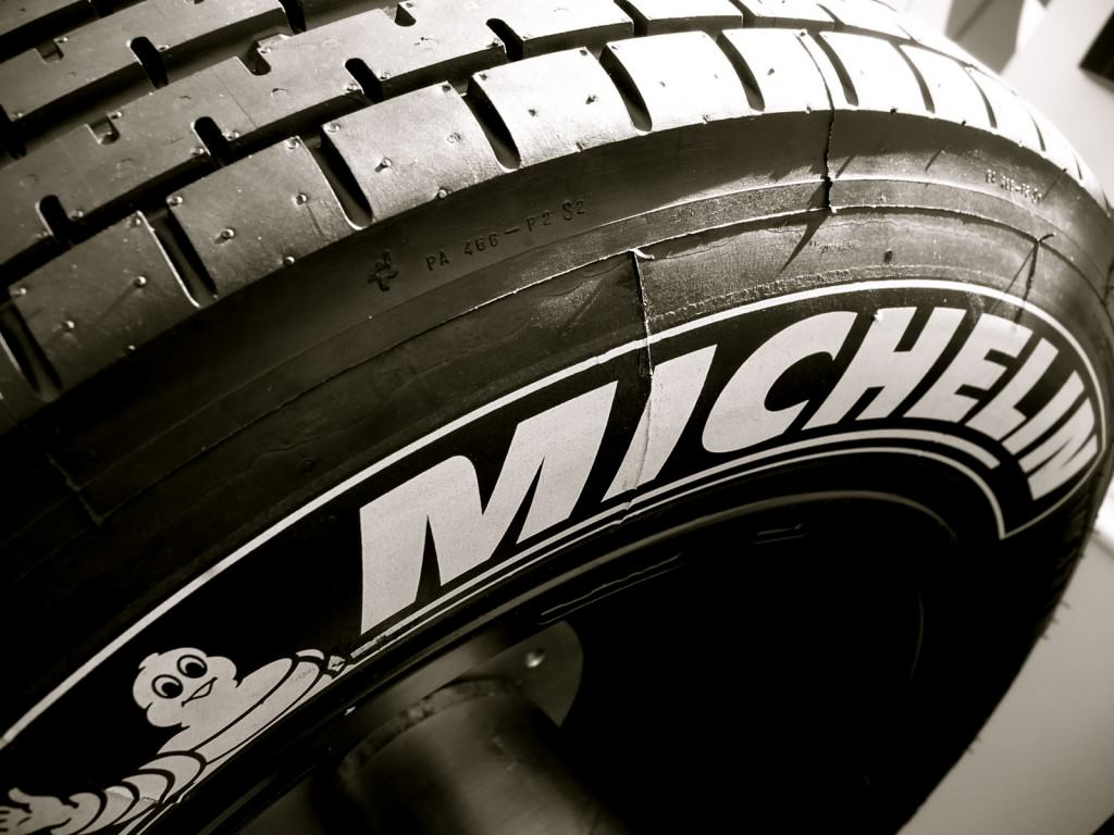 Flickr,  Michelin by Manel,  CC BY-ND 2.0
