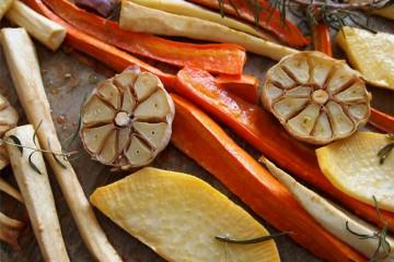 Mięciutkie i aromatyczne, takie wychodzą warzywa w miodzie